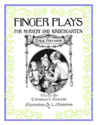 Product picture Finger Plays for Nursery and Kindergarten Children